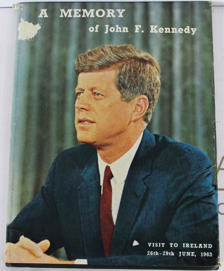 President John F. Kennedy Inauguration Invitation - 3