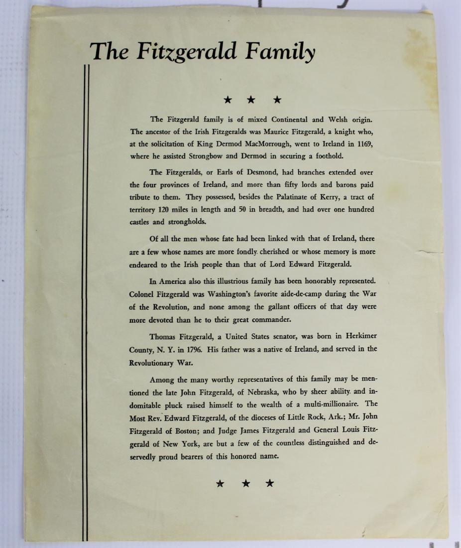 President John F. Kennedy Inauguration Invitation - 9