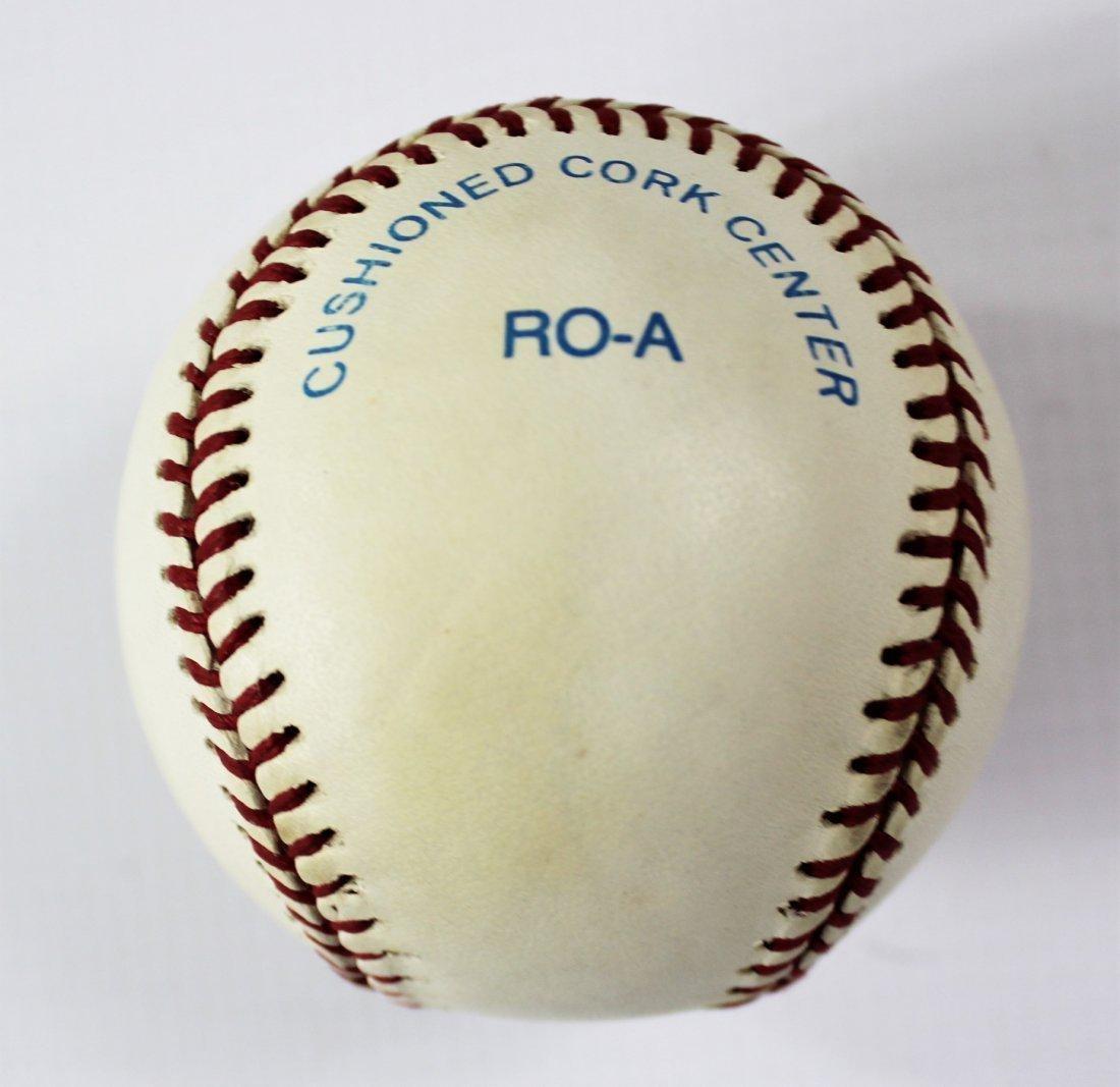 John Glenn Signed Baseball - 3