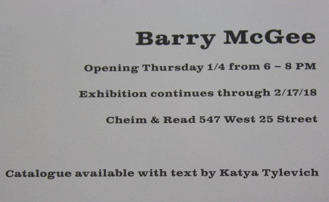 Barry McGee Poster - 3