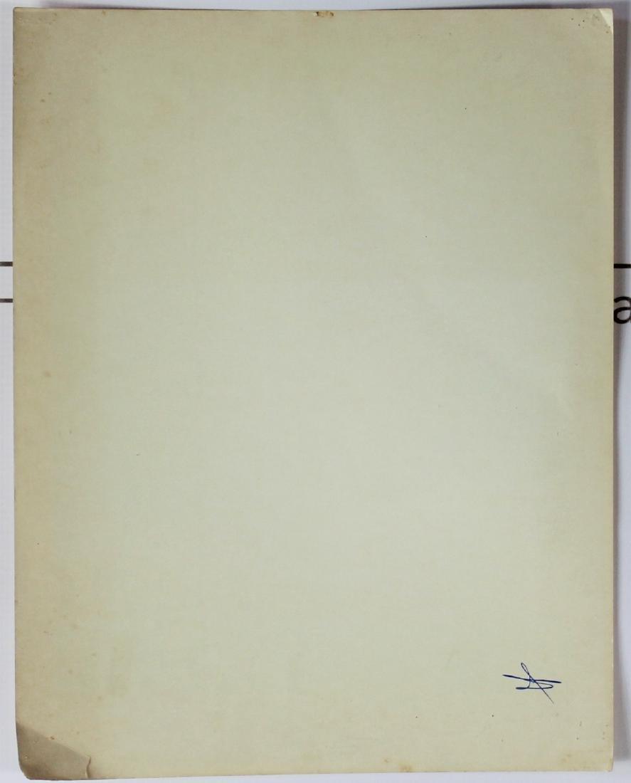 Buzz Aldrin Signed NASA Lithograph - 6