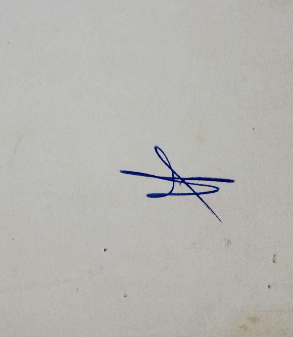 Buzz Aldrin Signed NASA Lithograph - 7