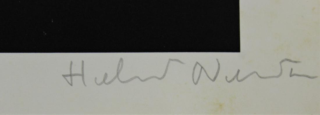 Helmut Newton Signed Photograph - 4