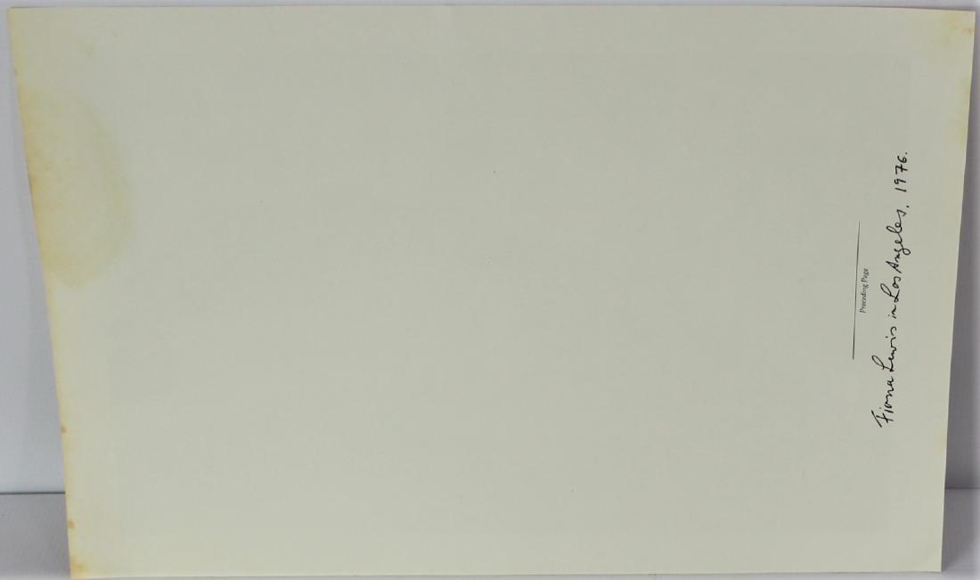 Helmut Newton Signed Photograph - 5