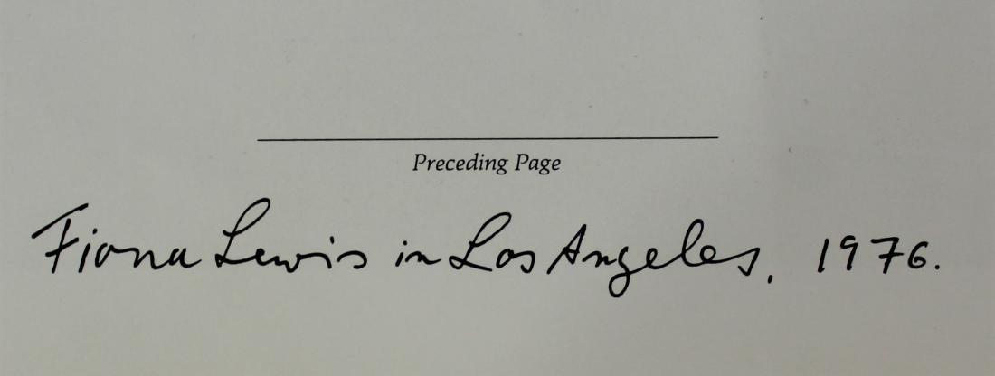 Helmut Newton Signed Photograph - 6