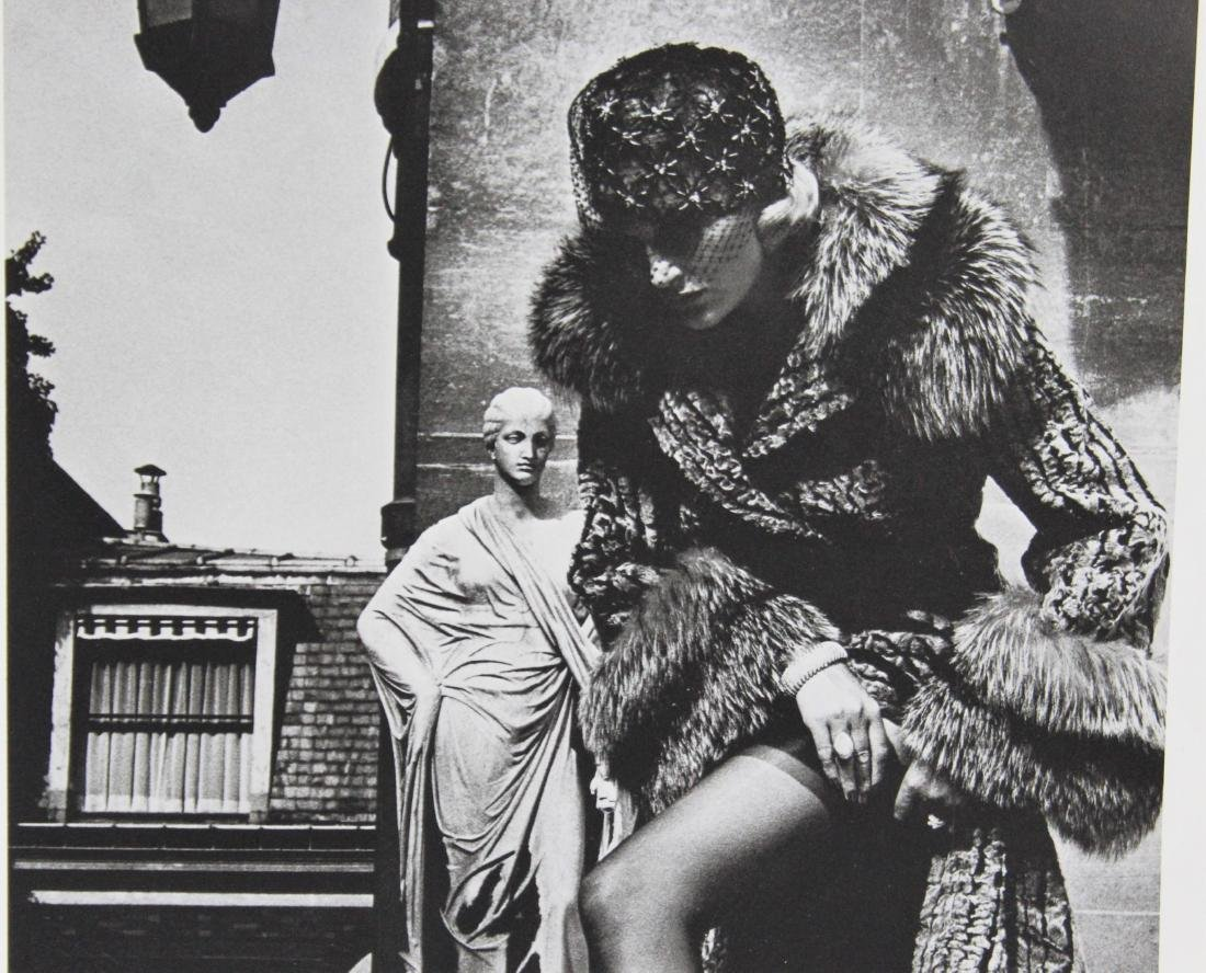 Helmut Newton Signed Photograph - 3