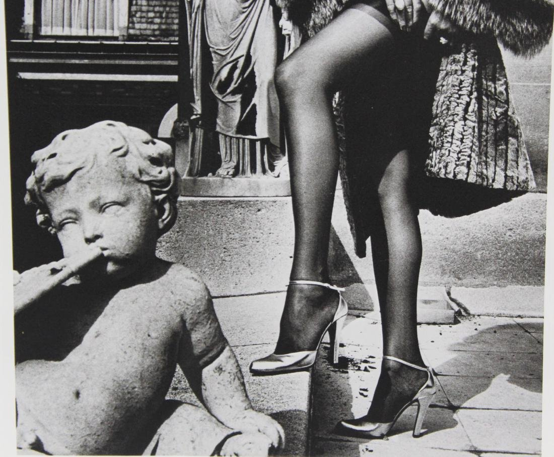 Helmut Newton Signed Photograph - 4