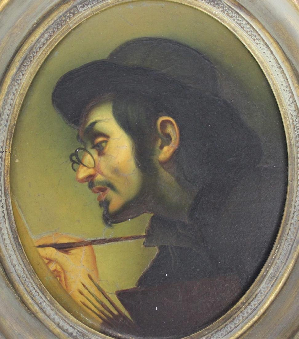 19th Century Painting of Artist Carlo Dolci - 2