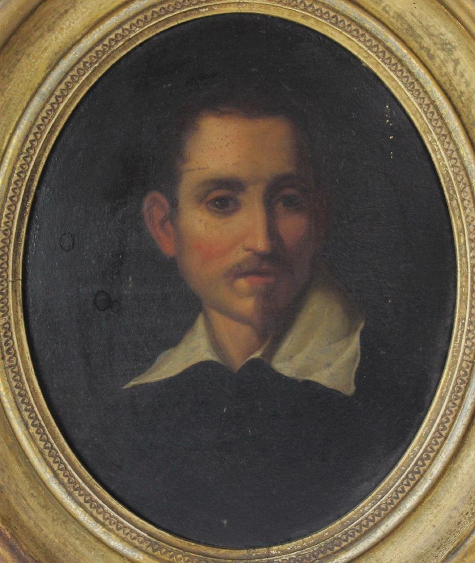 19th Century Painting of Artist Domenichino - 2