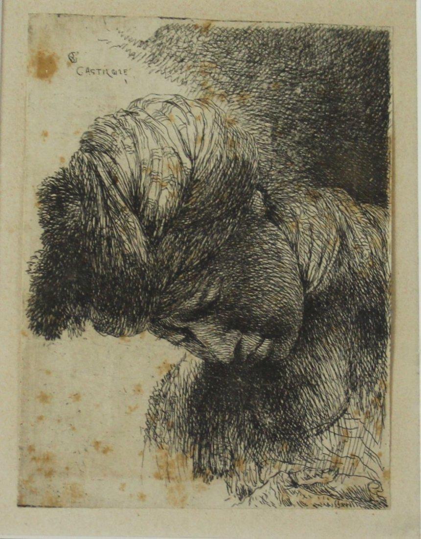 Giovanni Castiglione (Italian, 1609-1664) - 2