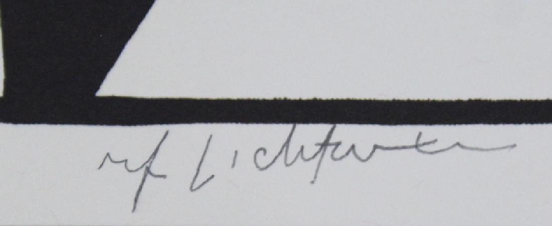 Roy Lichtenstein (American, 1923-1997) - 6