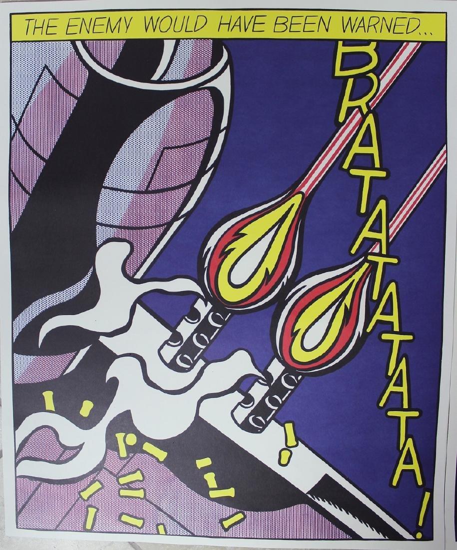 Roy Lichtenstein (American, 1923-1997) - 7