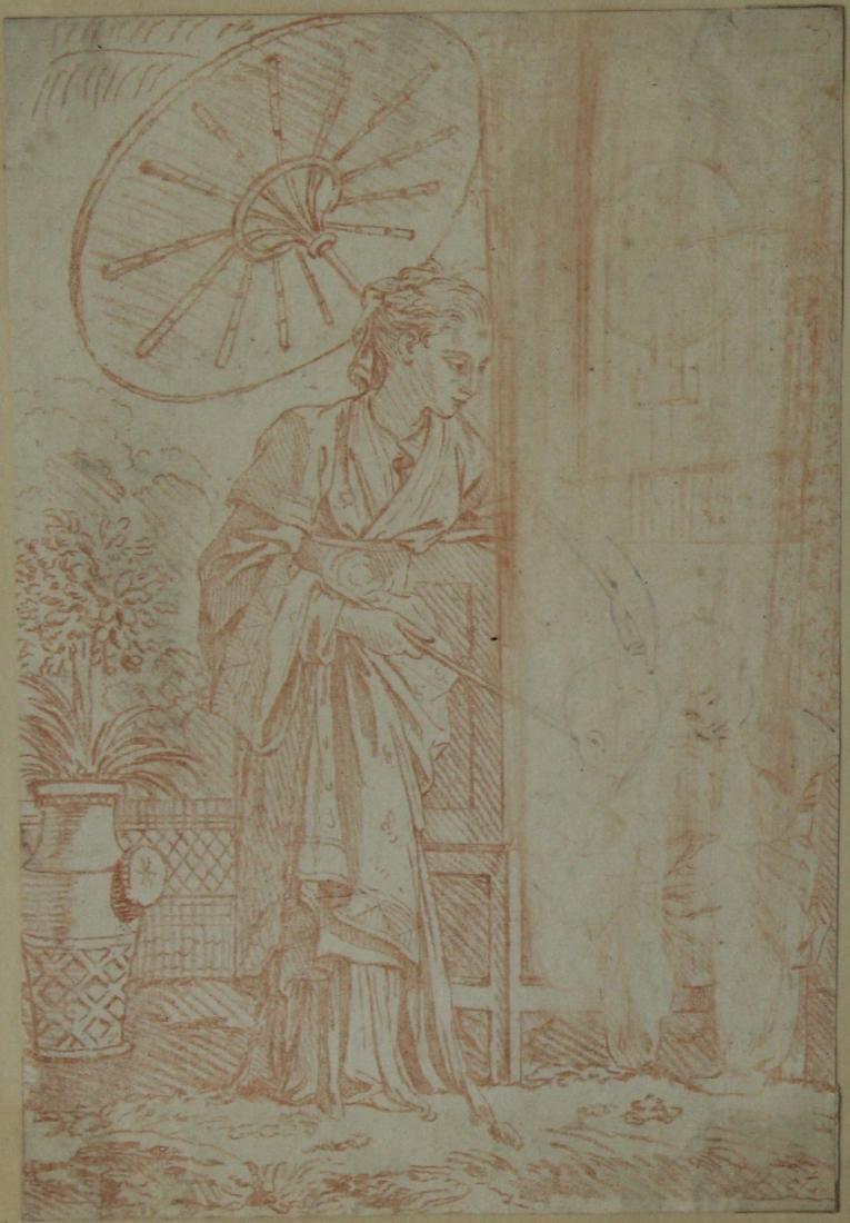 Jean Baptiste Huet (French, 1745-1811)