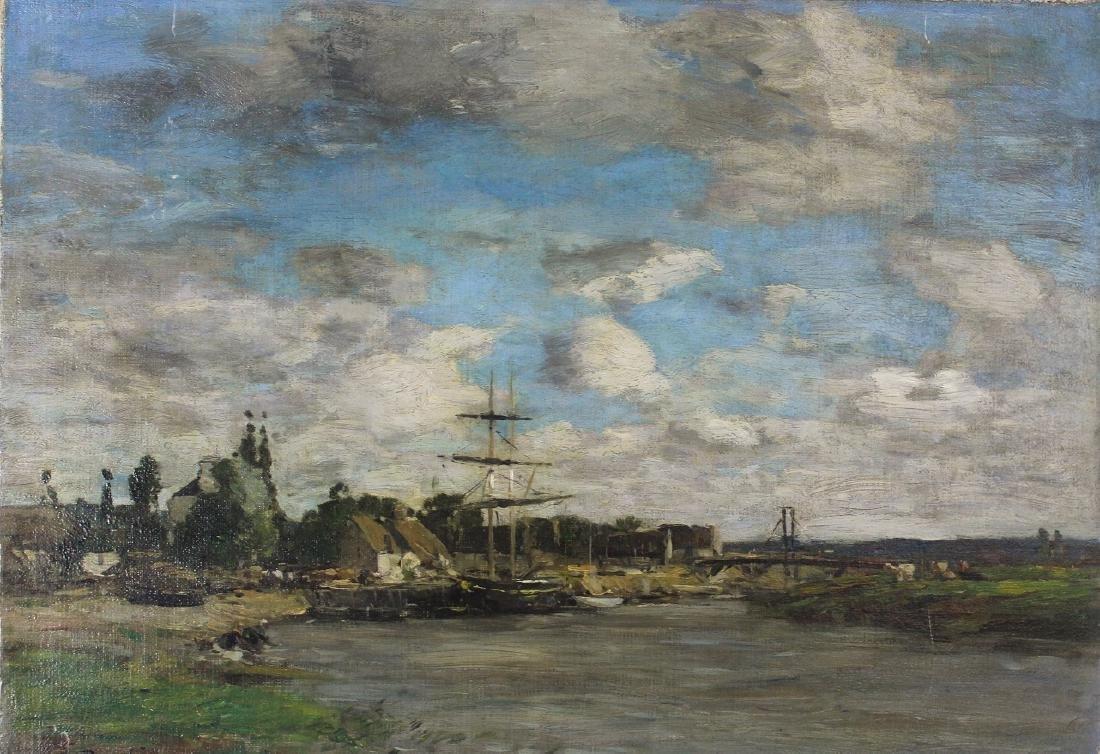 Eugene Boudin (French, 1824-1898) - 2