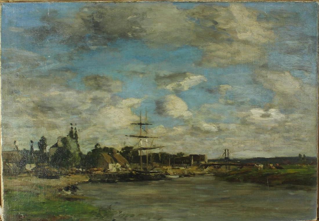 Eugene Boudin (French, 1824-1898) - 7