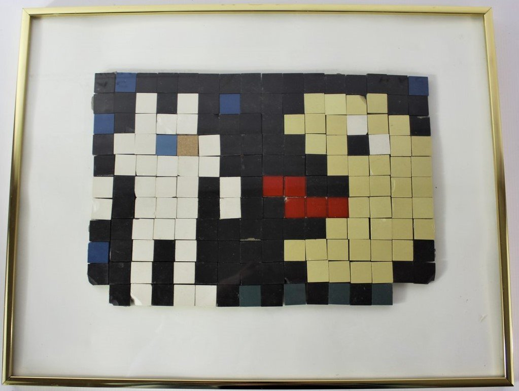 Space Invader (French, b. 1969)