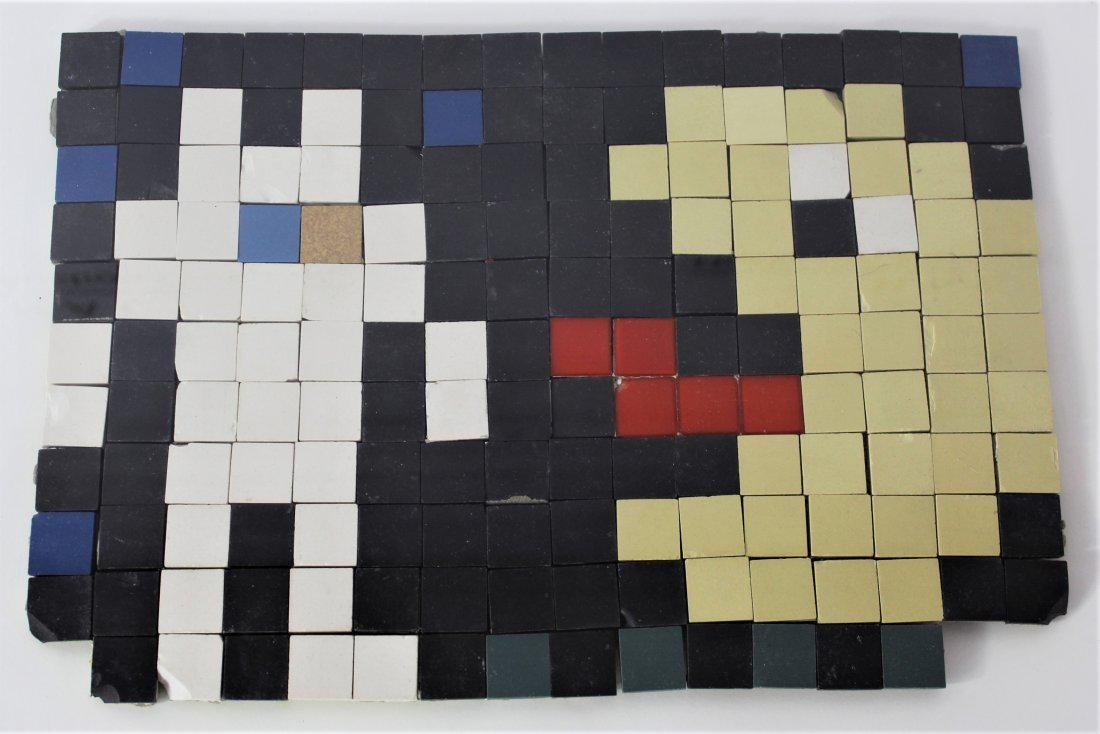 Space Invader (French, b. 1969) - 2