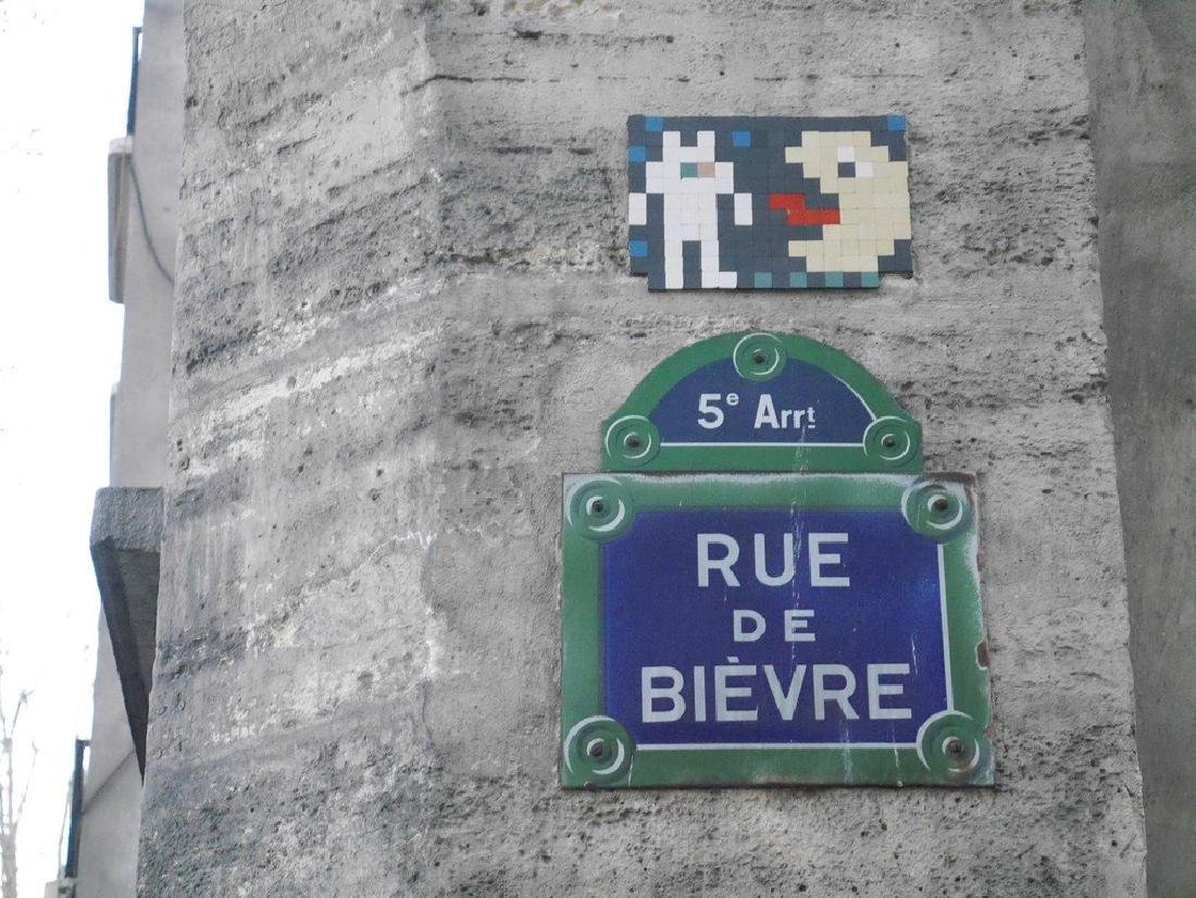 Space Invader (French, b. 1969) - 4