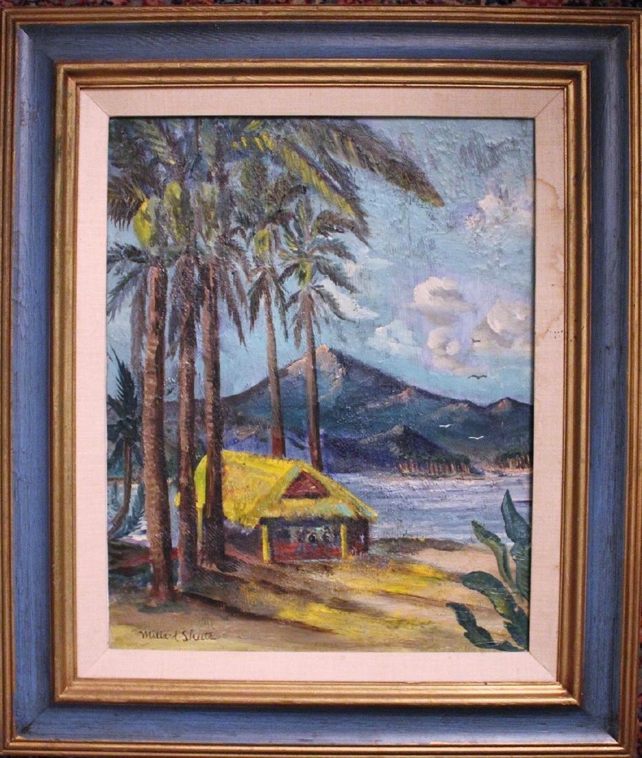 Millard Sheets (American, 1907-1989)