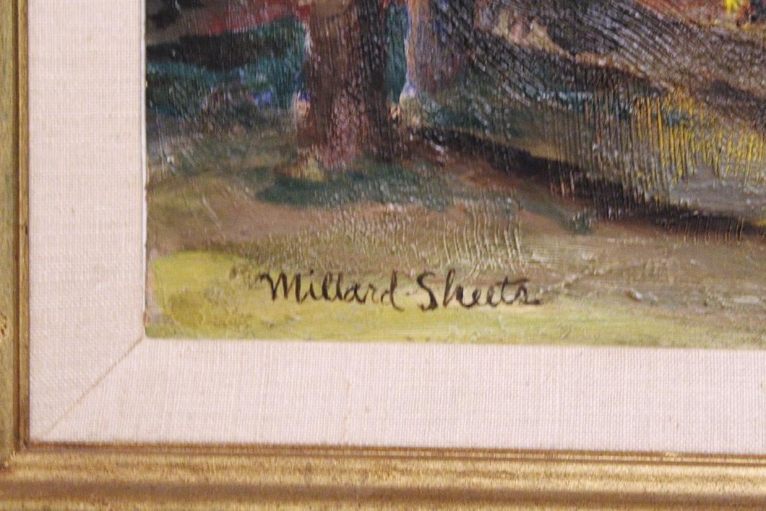 Millard Sheets (American, 1907-1989) - 2