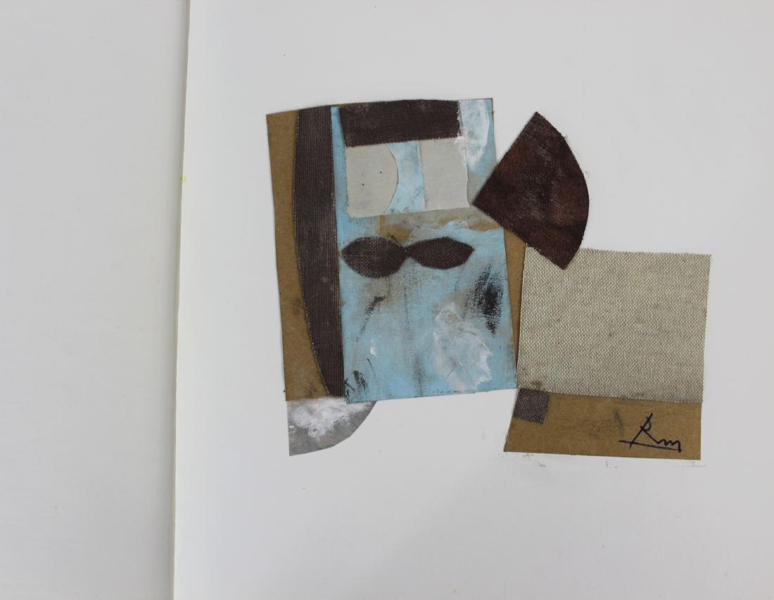 Robert Motherwell (American, 1915-1991) - 2