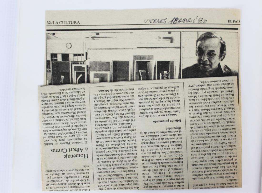 Robert Motherwell (American, 1915-1991) - 5