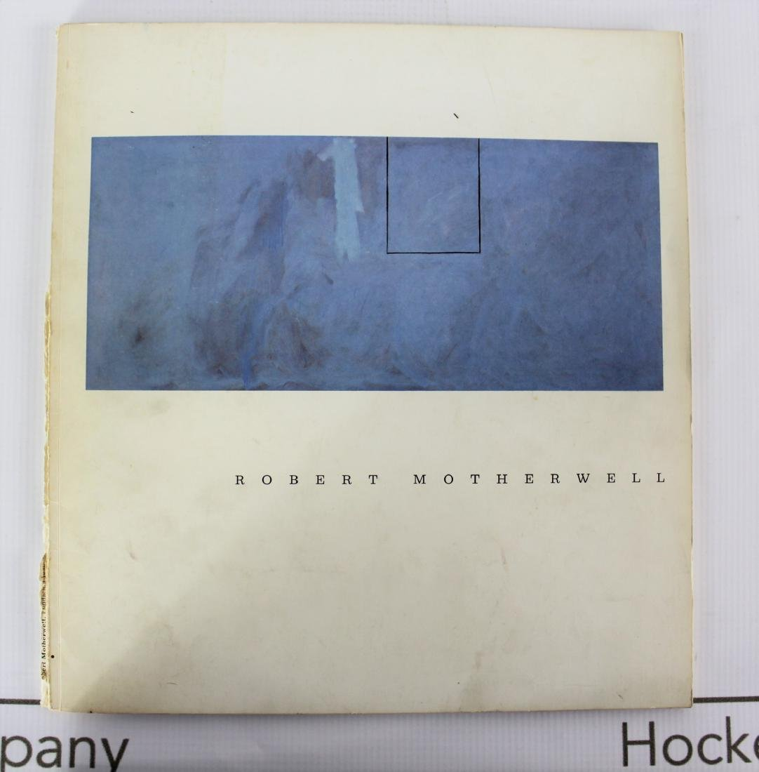 Robert Motherwell (American, 1915-1991) - 7