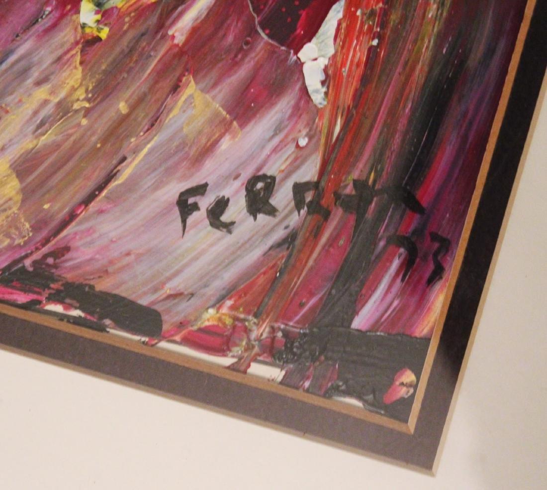 Marcelle Ferron (Canadian, 1924-2001) - 2