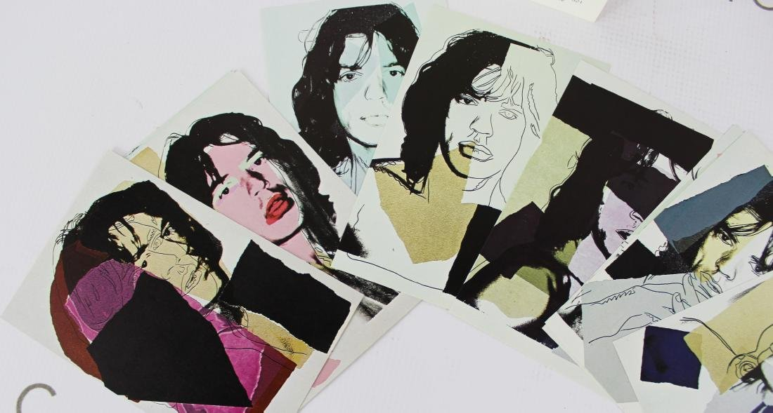 Andy Warhol (American, 1928-1987) - 3
