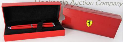 Ferrari Pen and Pencil Set