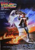 Back To The Future 2 Signed Poster