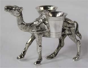 Cartier Silver Camel Figurine