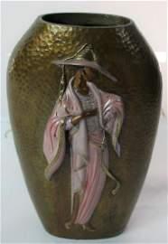 Erte Vase