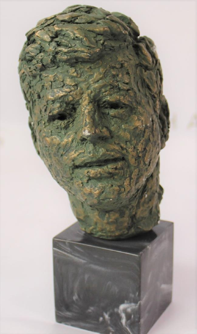 John F. Kennedy Sculpture