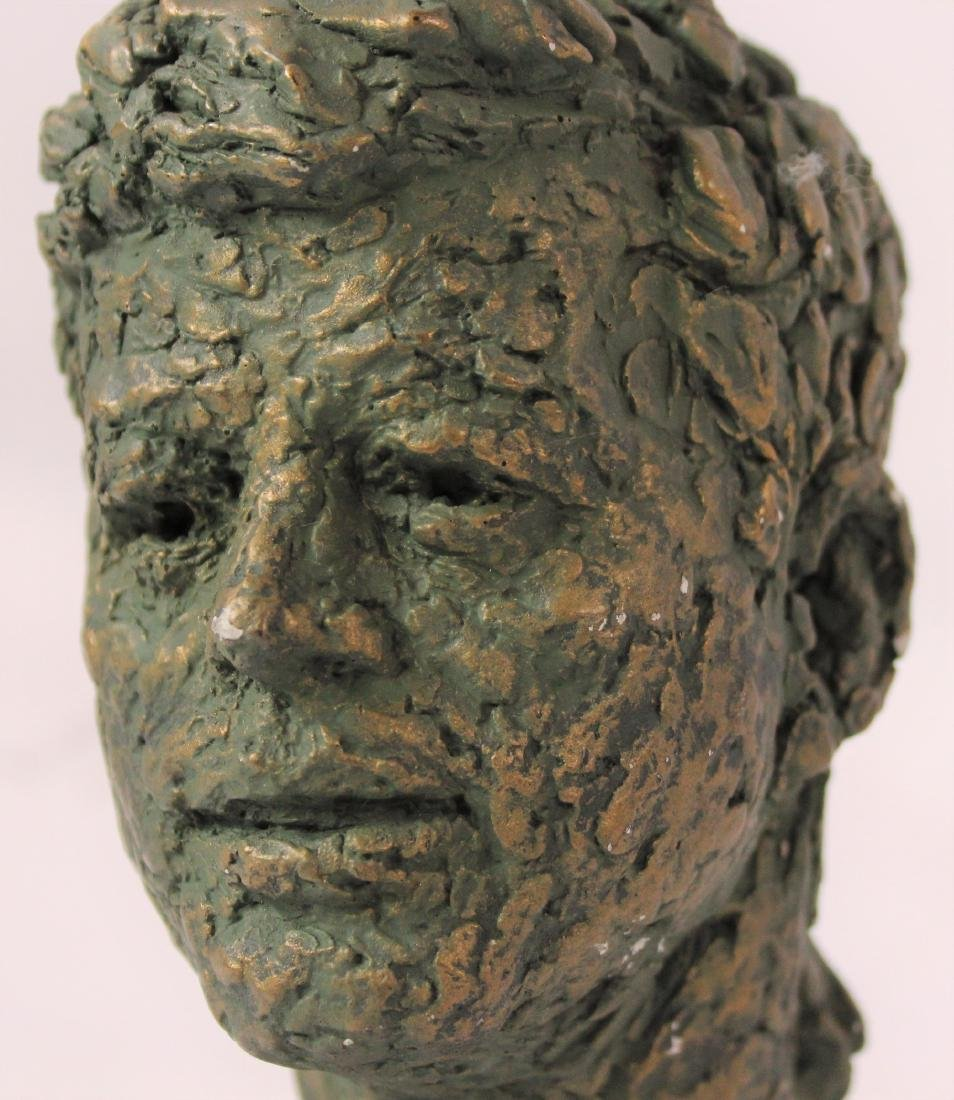 John F. Kennedy Sculpture - 2