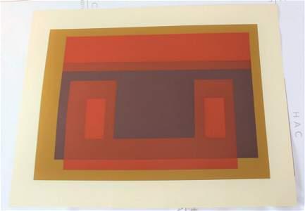Josef Albers (American, 1888-1976)