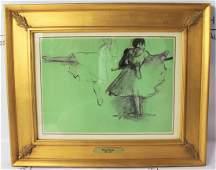 Edgar Degas French 18341917