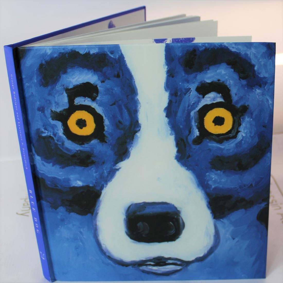 Book Signed by George Rodrigue - 2