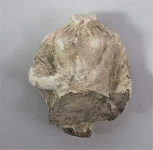 1st C Roman Limestone Fragment Sothebys Provenance