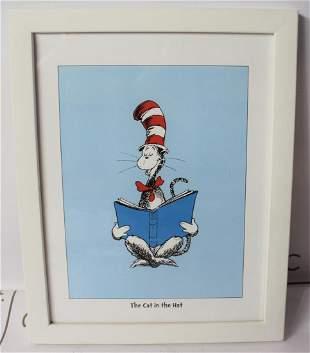Dr Seuss Print