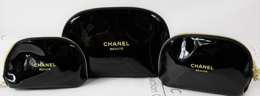 Chanel Cosmetic Bags
