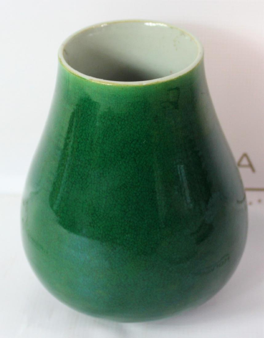 Chinese Crackle Vase