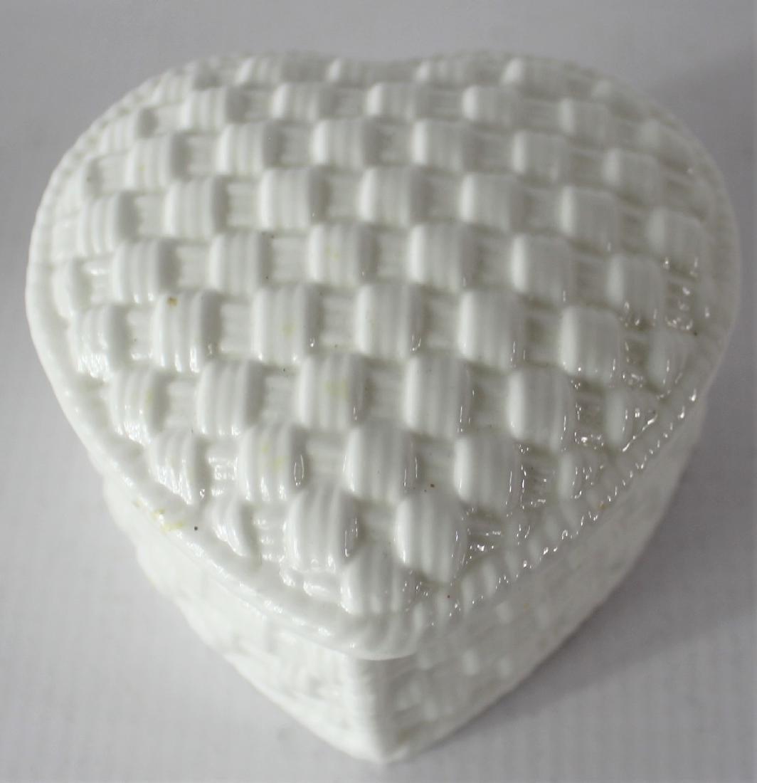 Tiffany & Co Heart Jewelry Box