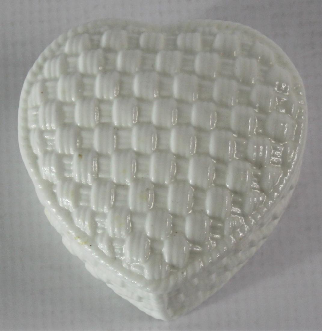 Tiffany & Co Heart Jewelry Box - 6