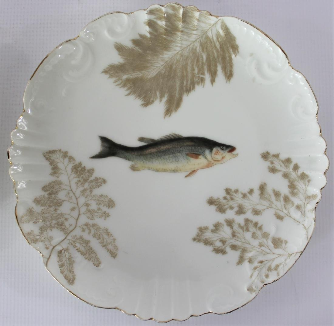 French TV Limoges Plates - 3