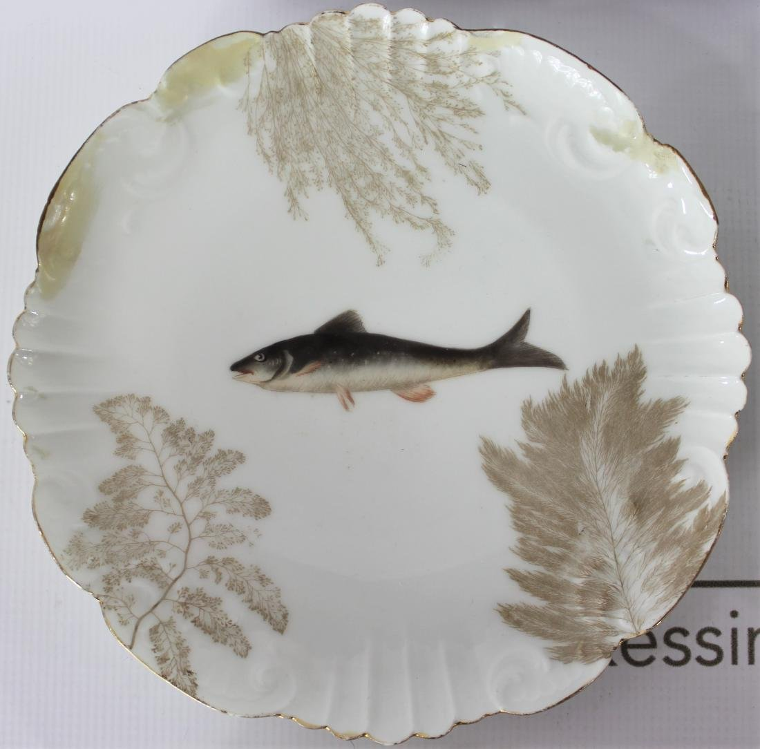 French TV Limoges Plates - 5