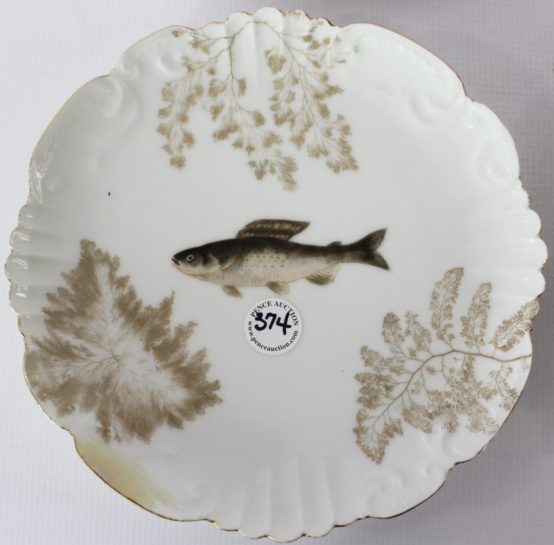 French TV Limoges Plates - 6