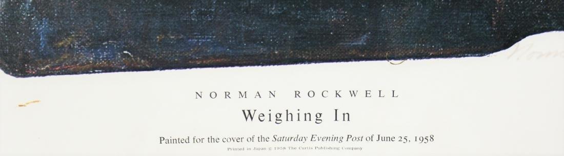 Norman Rockwell (American, 1894-1978) - 3
