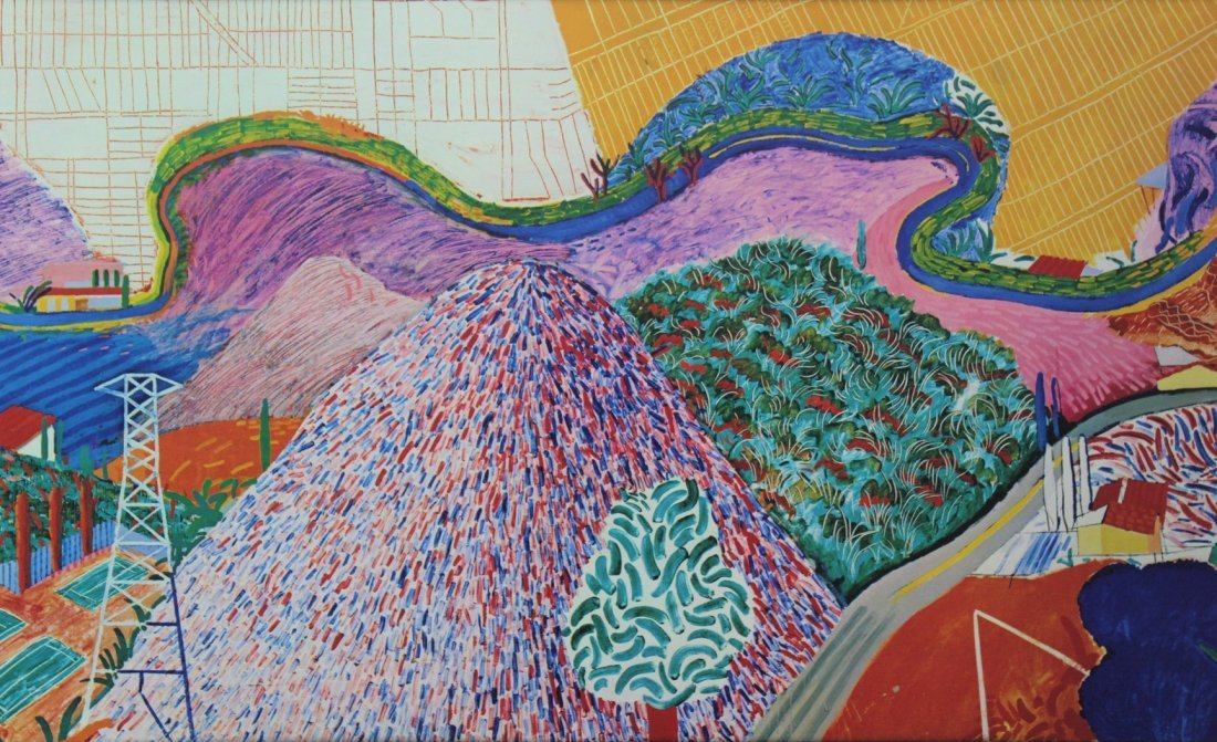 David Hockney (British, 1937) - 2