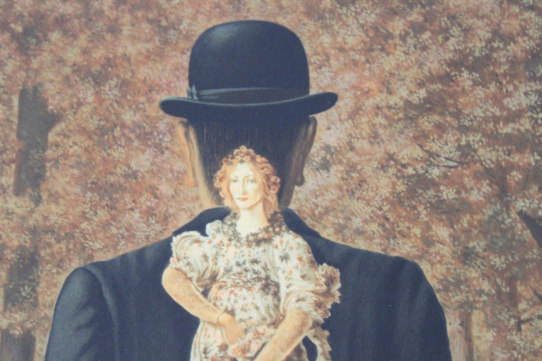 Rene Magritte (Belgian, 1898-1967) - 4